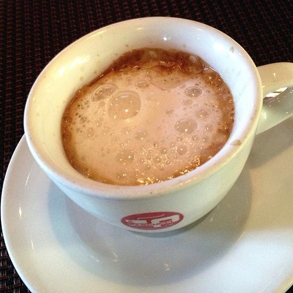Espresso Macchiato @ Sfizi Cafe