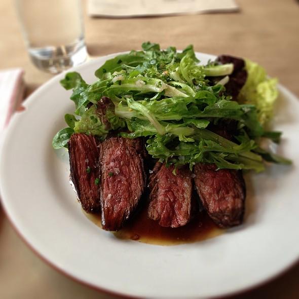 Hanger Steak @ One Eared Stag