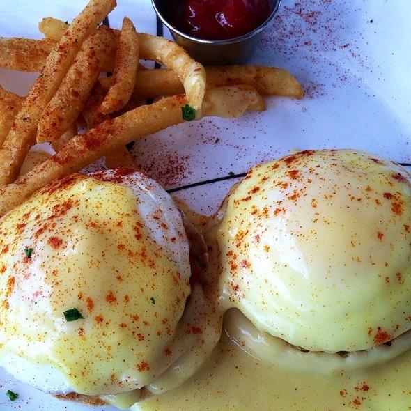 Eggs Blackstone - Raintree Restaurant, St. Augustine, FL