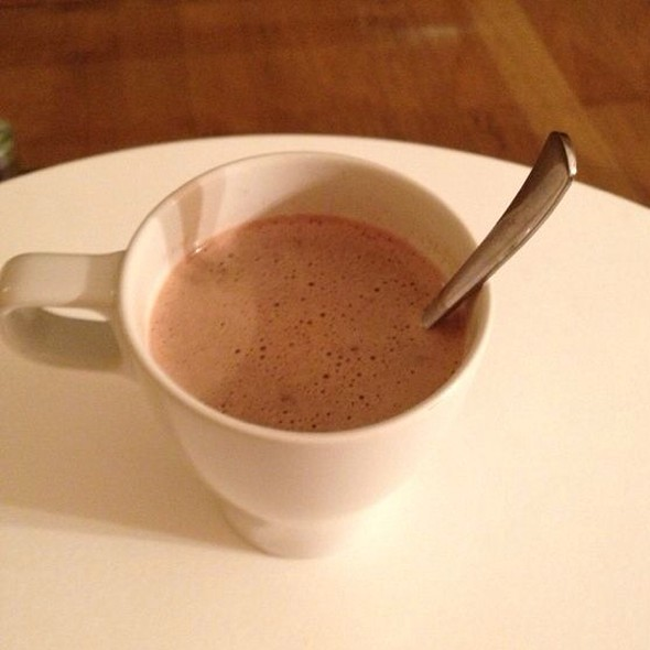 Hot Chocolate @ Home