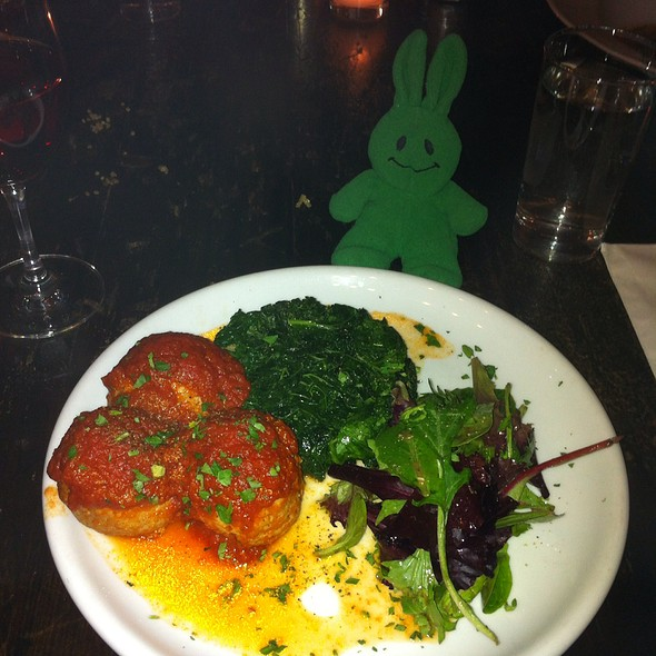 Turkey Meatballs - GustOrganics, New York, NY