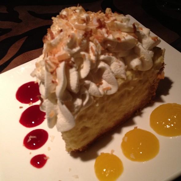 Coconut Cream Pie - Revolution Grille, Toledo, OH