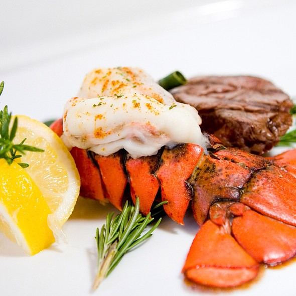 Surf And Turf - Ceci Italian Restaurant, New York, NY
