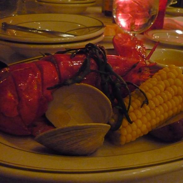 Lobster Bake @ City Lobster