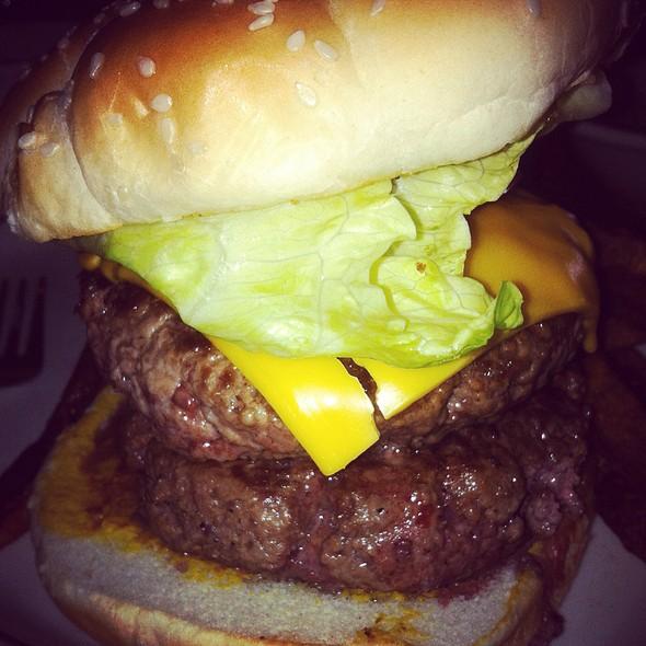 Jocko's Cheese Burger