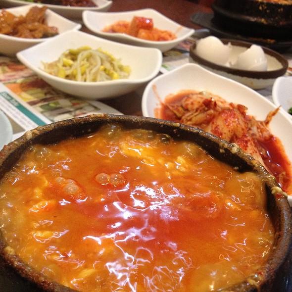 Tofu Soup @ BCD Tofu House