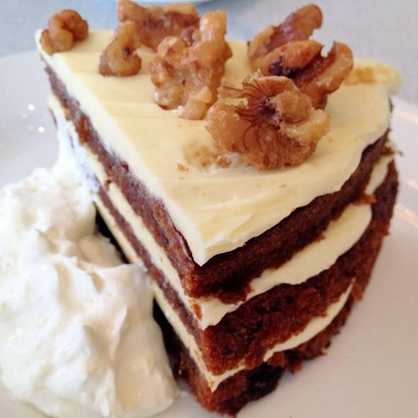 Carrot Cake @ Delicious Setia City Mall