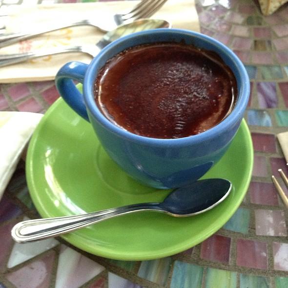 Hot Chocolate @ Cafe Mary Grace