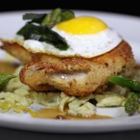 Chicken Schnitzel - Il Capriccio, Waltham, MA