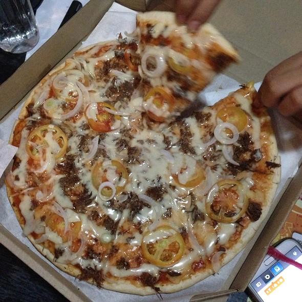 Shawarma Pizza @ Dexter's Pizza (Makati)