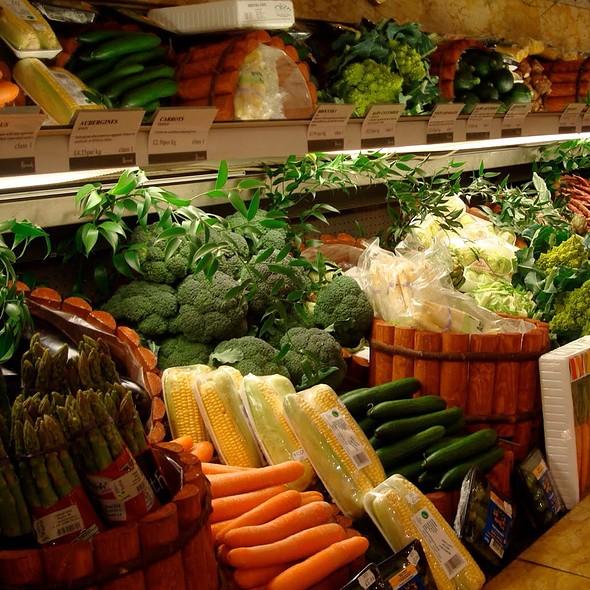 Organic Vegetable @ Borough Market