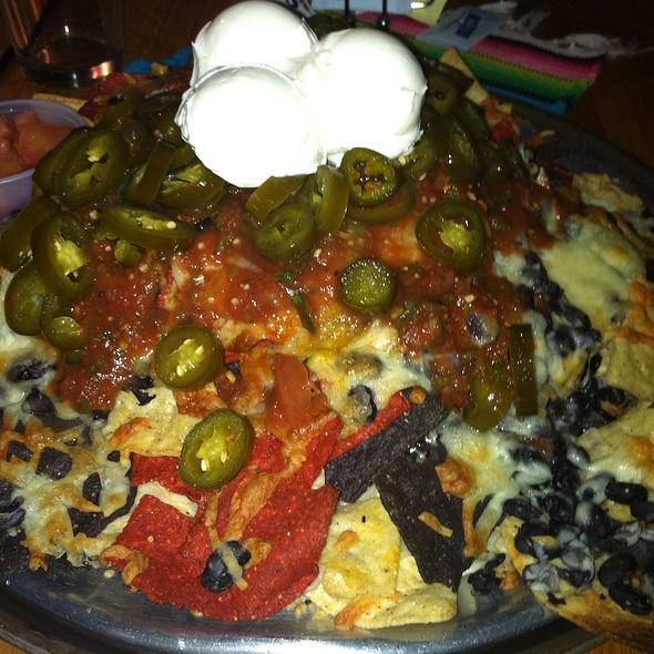 Nachos @ High Desert Brewing Co