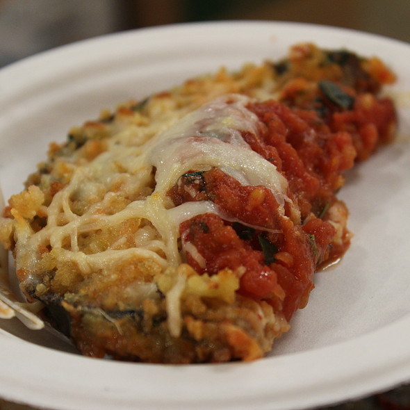Eggplant Parmesan  @ Whole Foods Market
