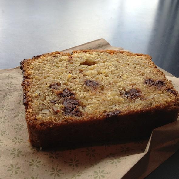 Chocolate Orange Coffeecake @ Macrina Bakery & Cafe - SODO Seattle