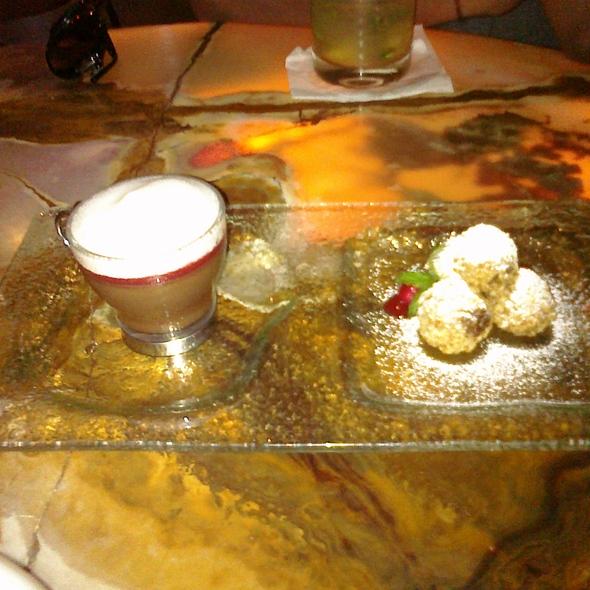 Coffee and Donuts @ Marmalade Restaurant @ Old San Juan