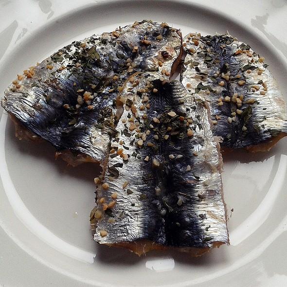 Oven Baked Sardines @ Churchilita solita