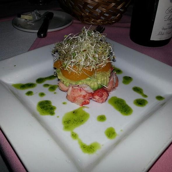 Lobster Salad - Pepi's Restaurant & Bar, Vail, CO