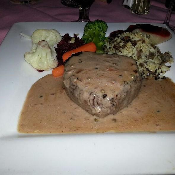 Steak Au Poivre - Pepi's Restaurant & Bar, Vail, CO
