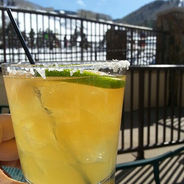 Margarita - Larkspur Restaurant, Vail, CO