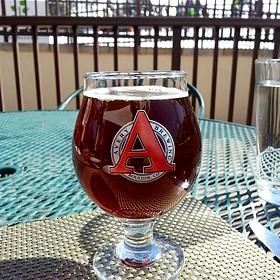 Avery The Reverend Quadrupel Beer