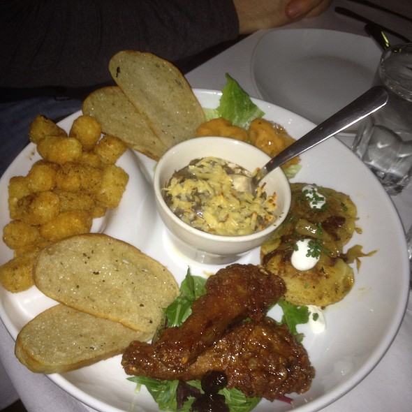 Appetizers! - Edibles Restaurant, Rochester, NY