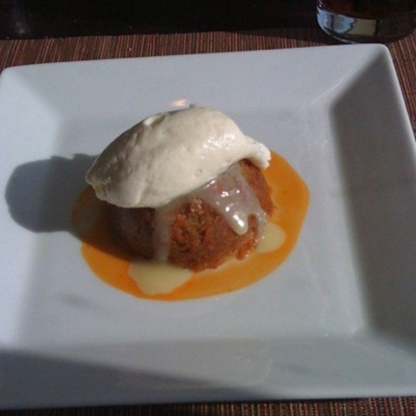 Carrot Cake - Watertable, Baltimore, MD
