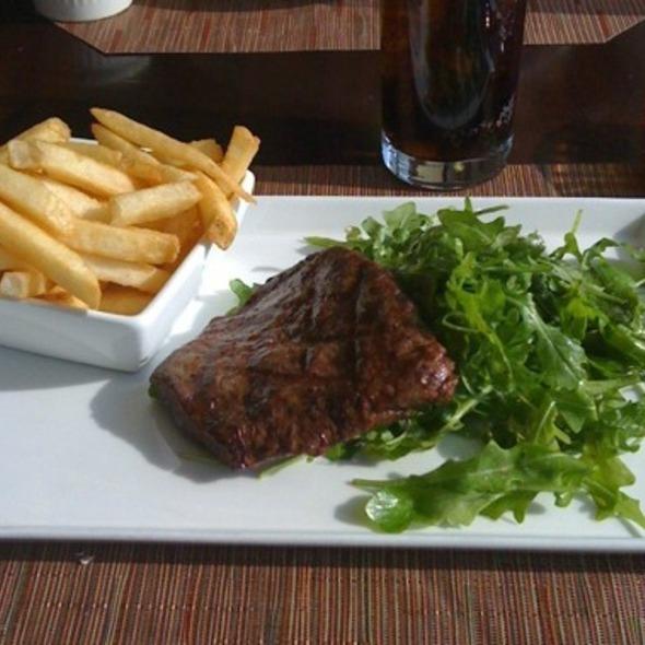 Steak Frites @ Watertable