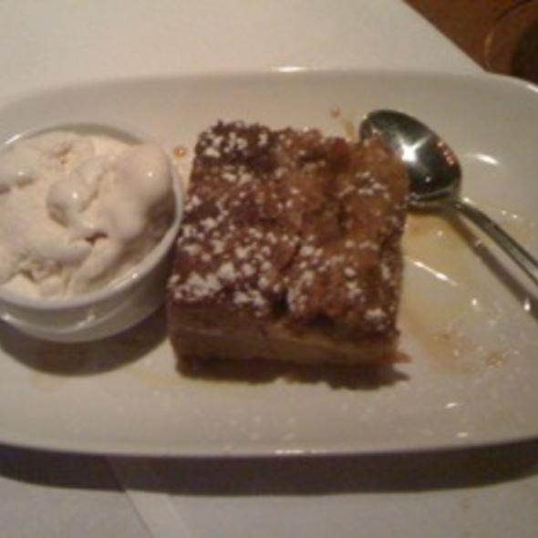 Amish Apple Cake @ City Cafe Inc