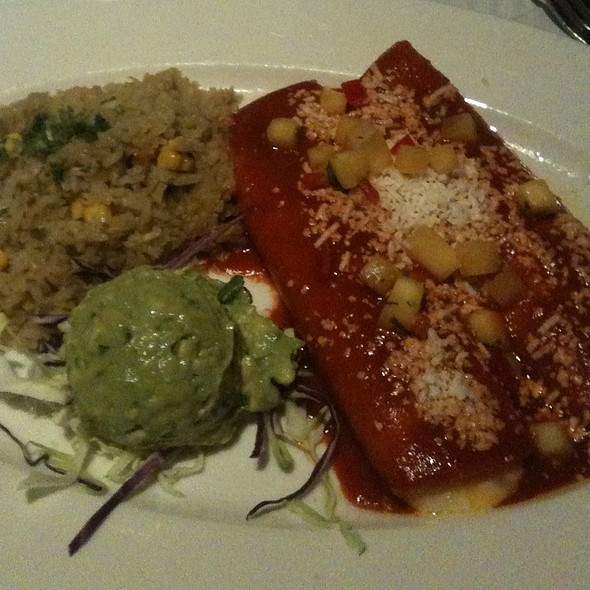 Cheese Enchiladas @ Las Brisas Mexican Restaurant