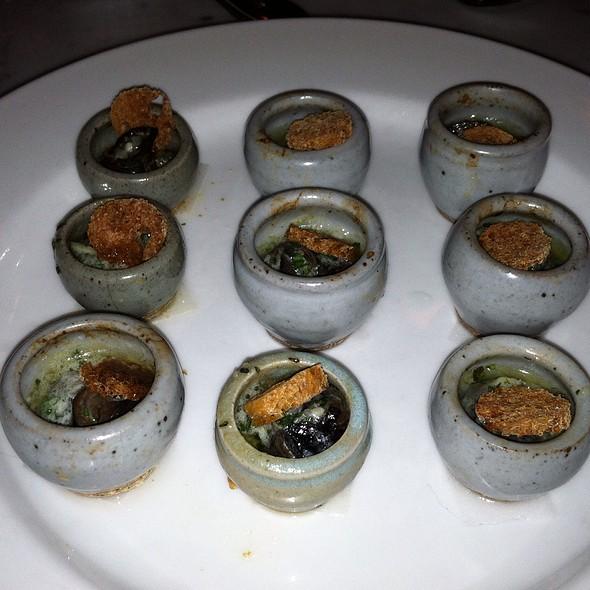 Escargots A La Bourguignonne - Bistrot La Minette, Philadelphia, PA
