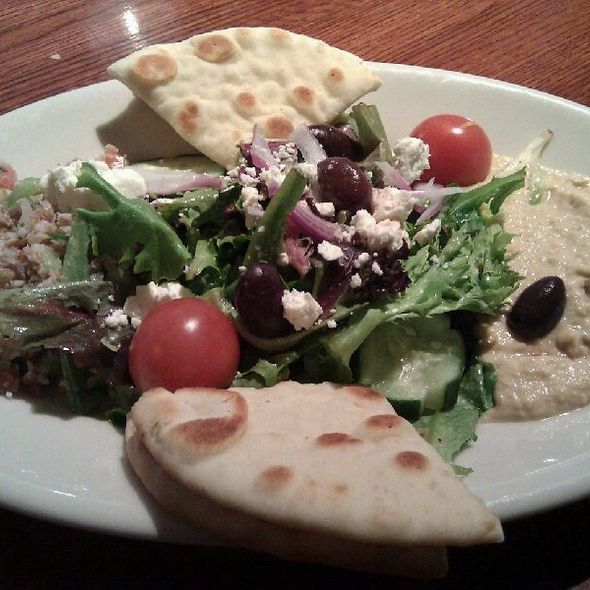 Greek Salad @ Raccoon River Brewing Company