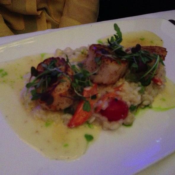 Scallops - Oceanaire Seafood Room - Boston, Boston, MA