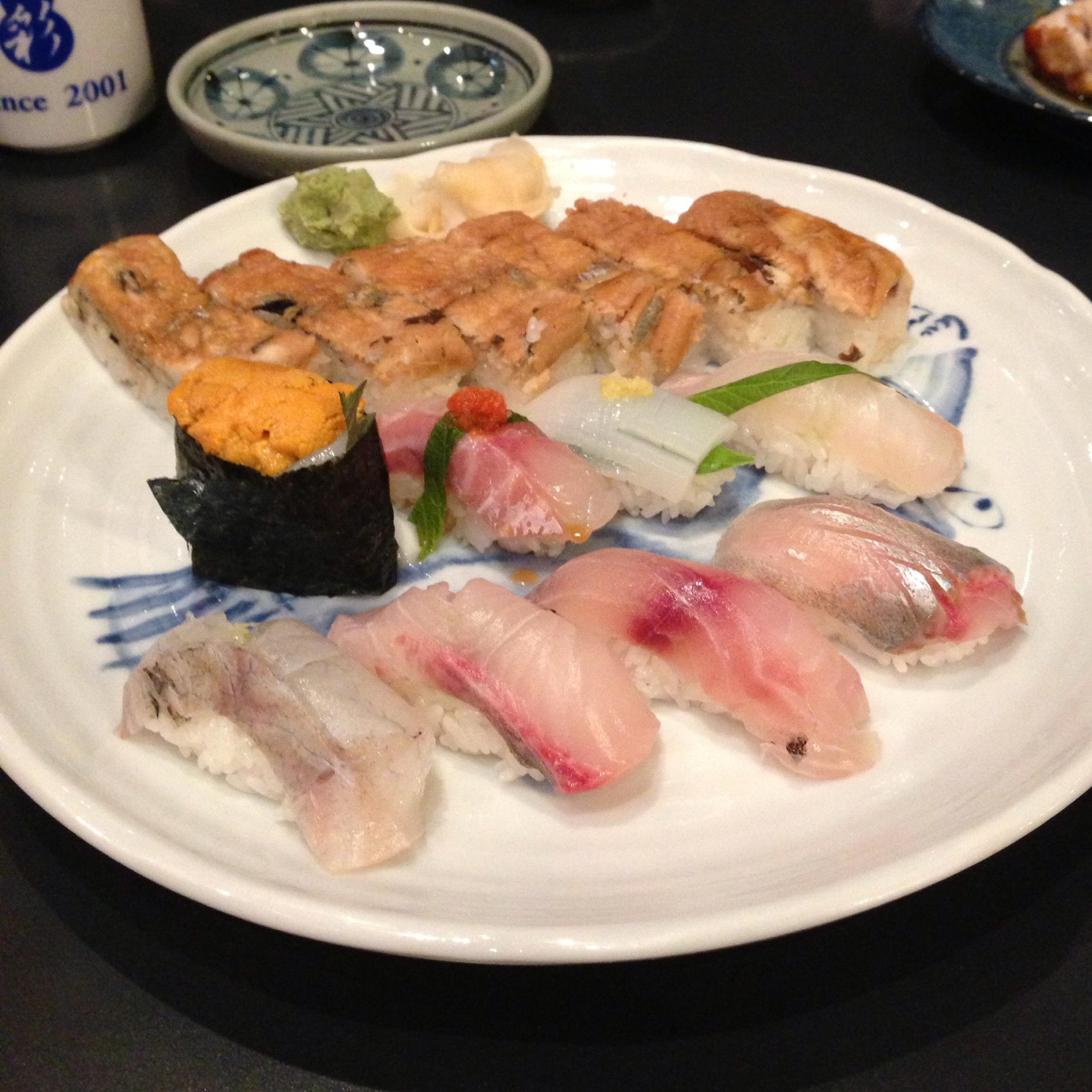 Ajisai sushi bar menu vancouver bc foodspotting for Ajisai japanese cuisine