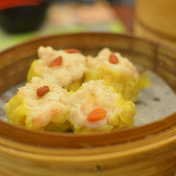 Steamed Pork Dumplings With Shrimp @ Tim Ho Wan