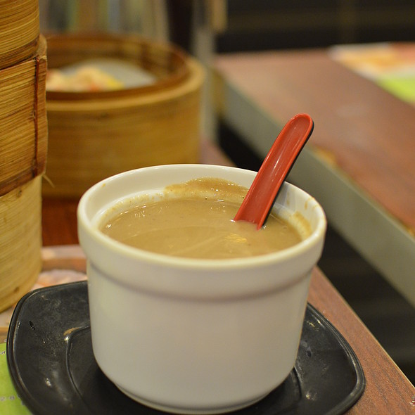 Sweet Walnut Soup with Milk @ Tim Ho Wan