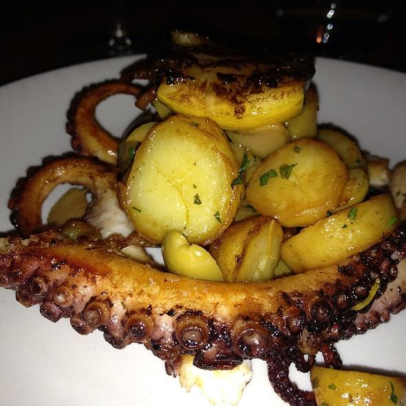 Charred Octopus - LArtusi, New York, NY