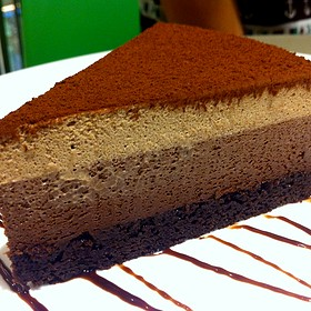 Best chocolate mousse cake los angeles