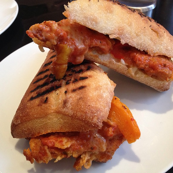 Chicken Cutlet Sandwich