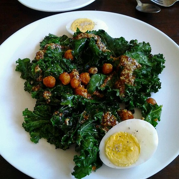 Kale Salad - Hunter's, Brooklyn, NY