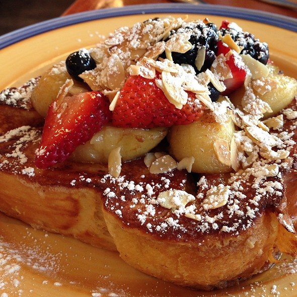 French Toast - Cafe Du Soleil, New York, NY