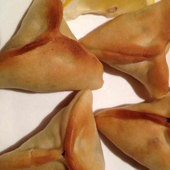 Spinach Pie @ Maroush