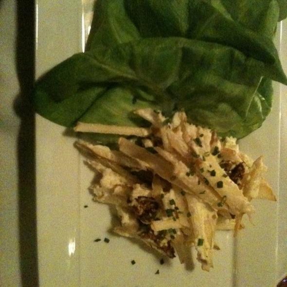 Pear Salad - Chandler's a Restaurant, Petoskey, MI