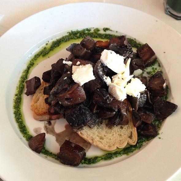 Mushrooms on Toast @ Benson Rd Deli