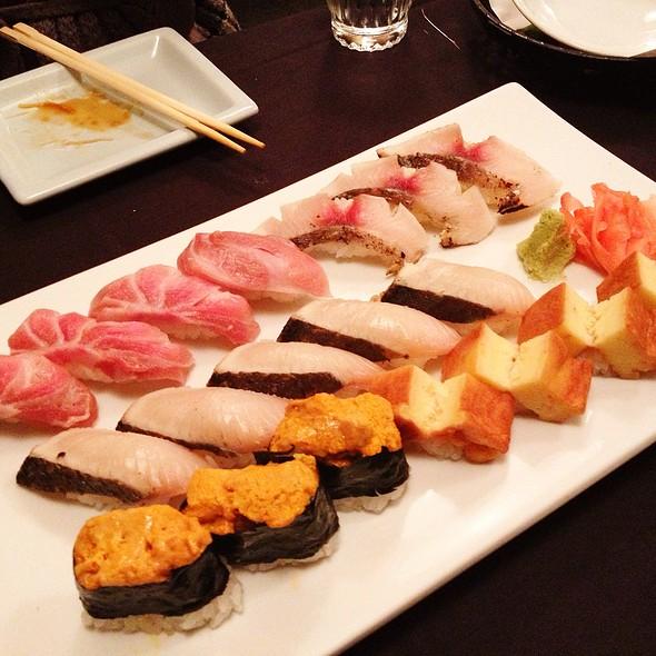 Sushi @ Shiro's