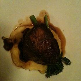 Filet Mignon - Chandler's a Restaurant, Petoskey, MI