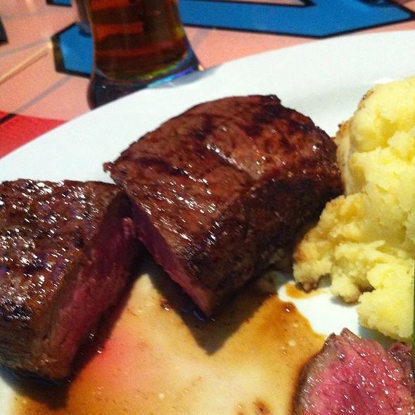 New York Strip - Michael Jordan's Steak House - Mohegan Sun, Uncasville, CT