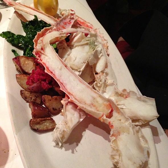 Alaskian King Crab Legs - Parkers' Restaurant & Bar, Downers Grove, IL