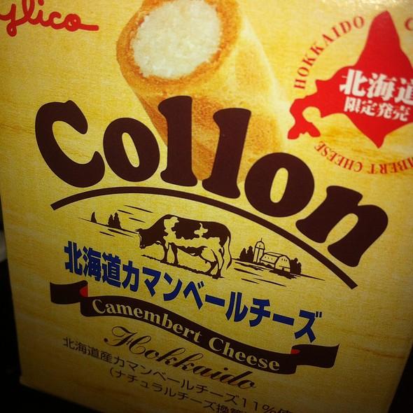 Camembert Cheese Collon @ One World Market