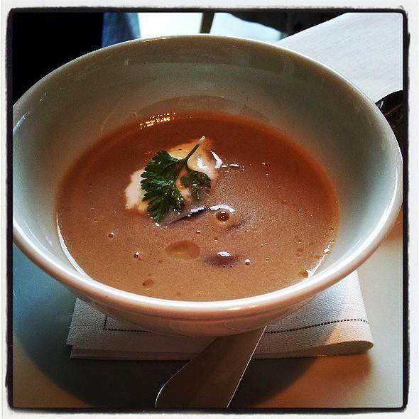 mushroom soup @patrick173