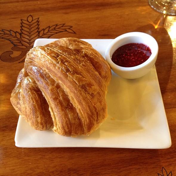 Croissant @ Petite Provence